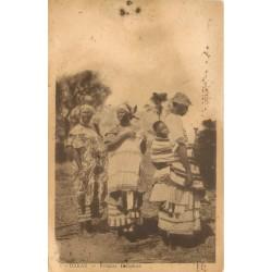 SENEGAL. Dakar femmes indigènes