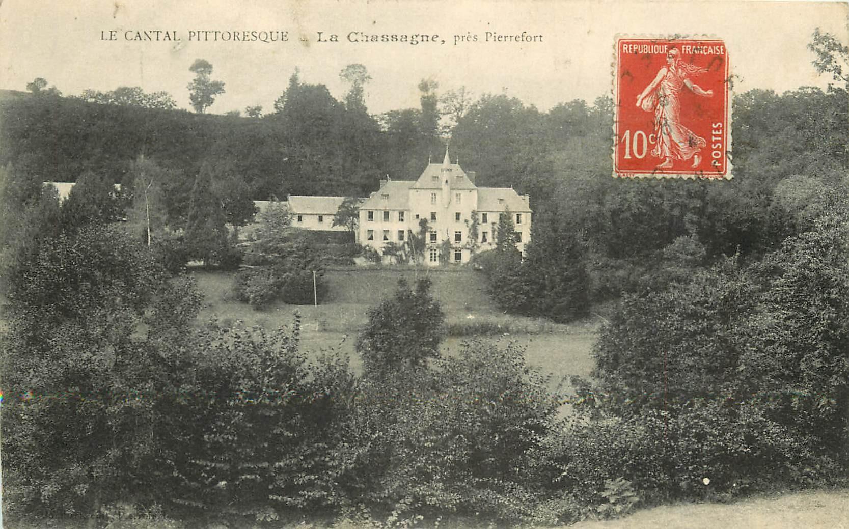 15 La Chassagne près de Pierrefort