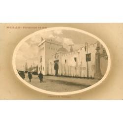 BRUXELLES. Exposition de 1910 Pavillon de l'Espagne