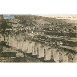 46 SOUILLAC. Le Grand Viaduc 1933