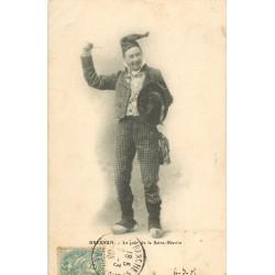 01 BOURG-EN-BRESSE. Bressan le Jour de la Saint-Martin 1905