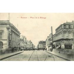 49 SAUMUR. Quincaillerie Place de la Bilange