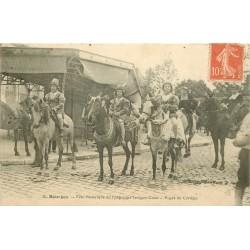 18 BOURGES. Pages du Cortège fête historique Argentier Jacques-Coeur 1910