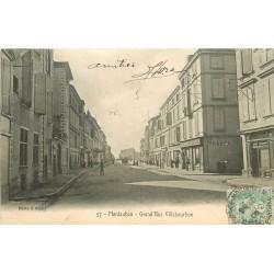 82 MONTAUBAN. Pharmacie Grand'rue Villebourbon 1906
