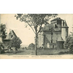 15 POLMINHAC. Château de Pestels