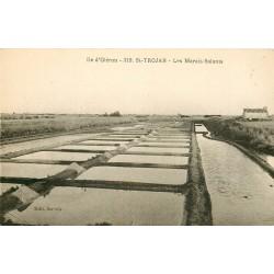 17 ILE D'OLERON. Les Marais Salants à Saint-Trojan