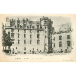 44 NANTES. La Cour du Château