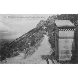 48 MENDE. Ermitage de Saint-Privat et Mont Mimat