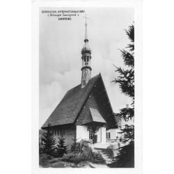 PARIS. Exposition Internationale 1937. Groupe Savoyard Oratoire