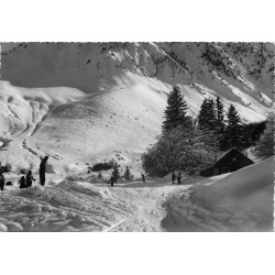 Photo Cpsm Cpm 65 BAREGES. Chalet Fourtine 1950
