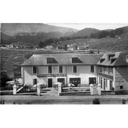 65 PAYOLLE. Hôtellerie du Col d'Aspin par Biau 1955