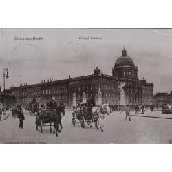 Gruss aus BERLIN. Königl. Scloss 1909