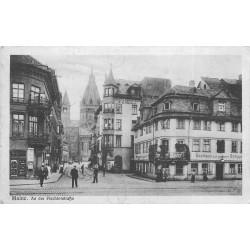 MAINZ. An der Fischtorstrasse 1919