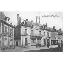 36 ISSOUDUN. Hôtel des Postes et Télégraphes