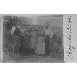 93 BAGNOLET. Anarchiste Guérineau 1912 au 118 avenue de la Dhuys