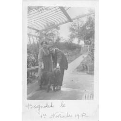 93 BAGNOLET. 1910 Famille Guérineau 118 Avenue de la Dhuys
