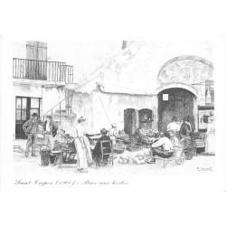 83 SAINT-TROPEZ. Place aux Herbes par Jaudel