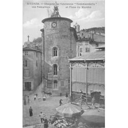 83 HYERES. Chapelle de l'ancienne Commanderie des Templiers Place du Marché