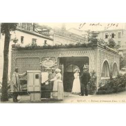 63 ROYAT. Porteurs vinaigrette et donneuses d'eau 1904 LL.