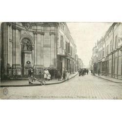 55 BAR-LE-DUC. Monument Michaux rue du Bourg