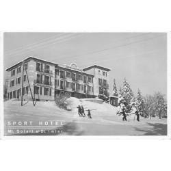 SUISSE. Saint Imier Mont Soleil. Sport Hotel 1942