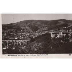 69 TARARE. Château de Chalamont 1915
