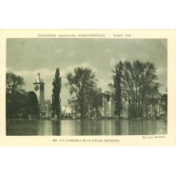EXPOSITION COLONIALE INTERNATIONALE PARIS 1931. Section Portugaise