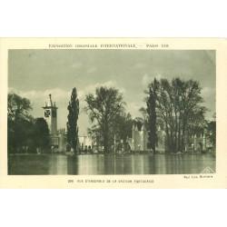 EXPOSITION COLONIALE INTERNATIONALE PARIS 1931. Section Portugaise