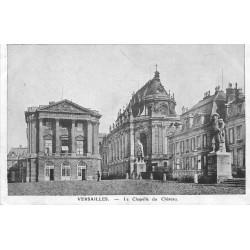 78 VERSAILLES. Chapelle Château
