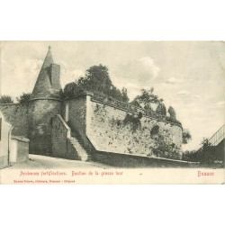 21 BEAUNE. Bastion de la grosse Tour des Fortifications 1909