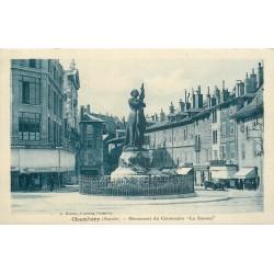 "73 CHAMBERY. Monument du Centenaire "" La Sasson """