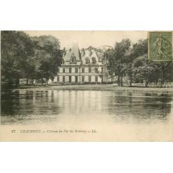 52 CHAUMONT. Château du Val des Ecoliers vers 1919
