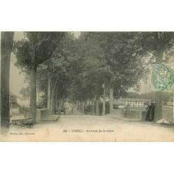 19 USSEL. Avenue de la Gare