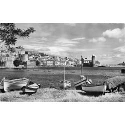 66 COLLIOURE. Barques de Pêcheurs 1961