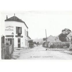 95 LA HALTE DE CHAPONVAL Restaurant 1 rue de Pontoise