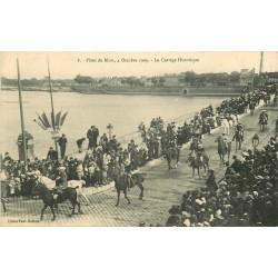 41 BLOIS. Le Cortège Historique Fêtes du 4 Octobre 1909