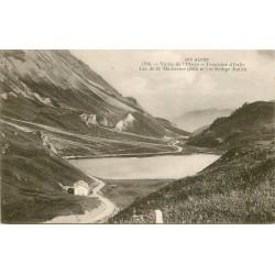 04 Vallée de l'Ubaye. LAC DE LA MADELEINE et Refuge Italien