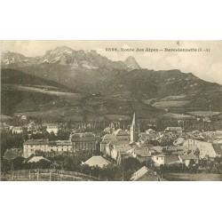 04 BARCELONNETTE. Route des Alpes