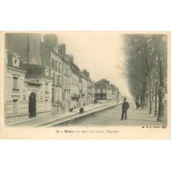 41 BLOIS. La Caisse d'Epargne sur le Mail 1909