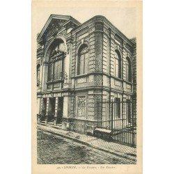 carte postale ancienne 14 LISIEUX. Le Théâtre