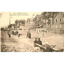 62 BERCK PLAGE. Esplanade Oswald Parmentier