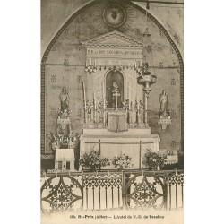 03 SAINT-PRIX. Autel Notre-Dame de Beaulieu