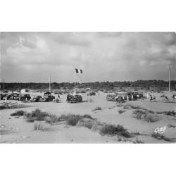Photo Cpsm 17 LES MATHES. Le Clapet avec le Rond-Point 1953