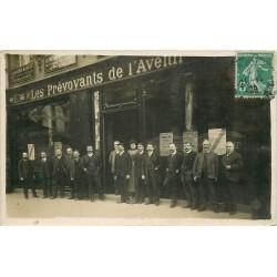"""PARIS 03 Assurance """" Les Prévoyants de l'Avenir """" au 26 Boulevard Sébastopol 1909"""