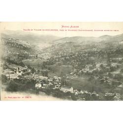 68 SOULZEREN. Vallée et Village