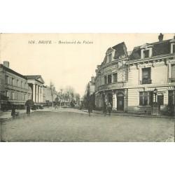 19 BRIVE. Banque Société Générale boulevard du Palais