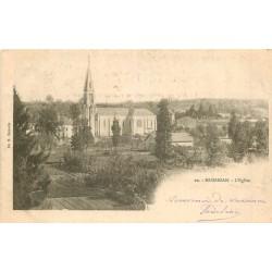 24 MUSSIDAN. L'Eglise du Village 1903