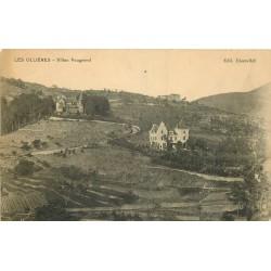 07 LES OLLIERES. Villa Fougeirol 1915
