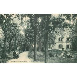 10 NOGENT-SUR-SEINE. Le Musée belle animation 1920