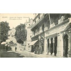 41 BLOIS. Agence du Comptoir National d'Escompte de Paris